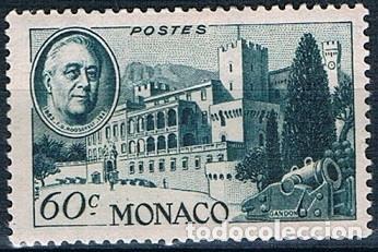 MONACO 1946 YVERT 297 MH* (Sellos - Extranjero - Europa - Mónaco)