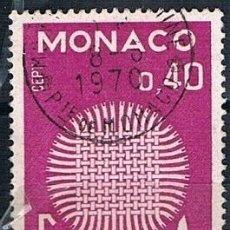 Sellos: MONACO 1970 YVERT 819 USADO . Lote 144666034