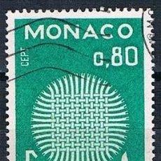 Sellos: MONACO 1970 YVERT 820 USADO . Lote 144666050