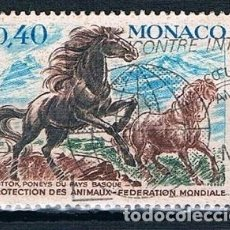 Sellos: MONACO 1970 YVERT 810 USADO . Lote 144667754