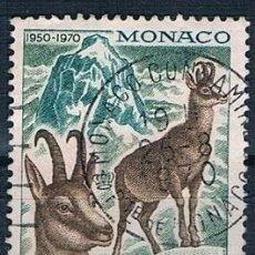 Sellos: MONACO 1970 YVERT 812 USADO . Lote 144667758
