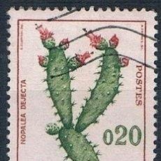 Sellos: MONACO 1960 YVERT 543 USADO . Lote 144668158