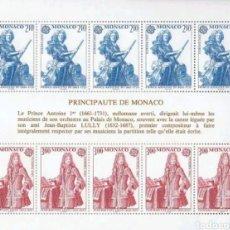Sellos: M.P MONACO 1985 EUROPA. Lote 152198505
