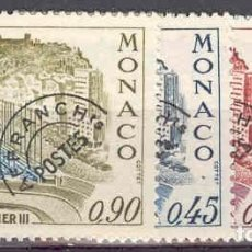 Sellos: SELLOS NUEVOS DE MONACO, PREFRANQUEADOS YT 30/ 33. Lote 166141314