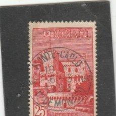Sellos: MONACO 1954 - YVERT NRO. 397 - USADO. Lote 171180200