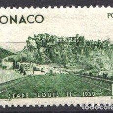 Sellos: MONACO, 1939 YVERT Nº 184 /*/ . Lote 179024545