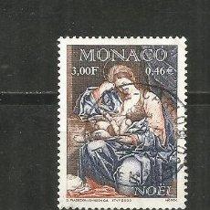 Sellos: MONACO YVERT NUM. 2226 USADO. Lote 186165683