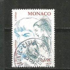 Sellos: MONACO YVERT NUM. 2360 USADO. Lote 186165790
