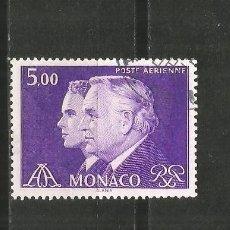 Timbres: MONACO CORREO AEREO YVERT NUM. 100 USADO. Lote 186166240