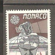 Sellos: MONACO, 1988, CAT.YT.1626 Y 1627,NUEVOS,GOMA ORIGINAL,SIN FIJASELLOS.. Lote 186372782