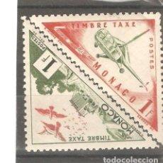 Sellos: MONACO,1954, YT MC P39A Y B,NUEVOS,G.ORIGINAL, FIJASELLOS, SEPARADOS.. Lote 187217230