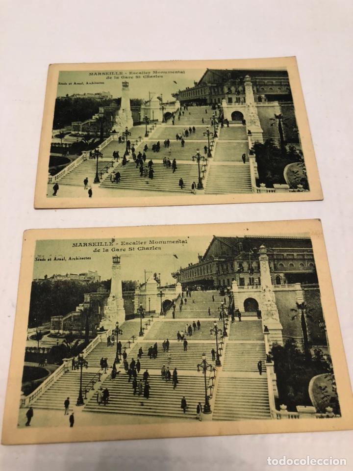 Sellos: Postales con sellos Mónaco 1929 - Foto 2 - 191241880