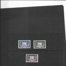 Sellos: MONACO SERIE AEREA 42/44 NUEVA SIN FIJASELLOS Y CALIDAD DE LUJO. Lote 191974076