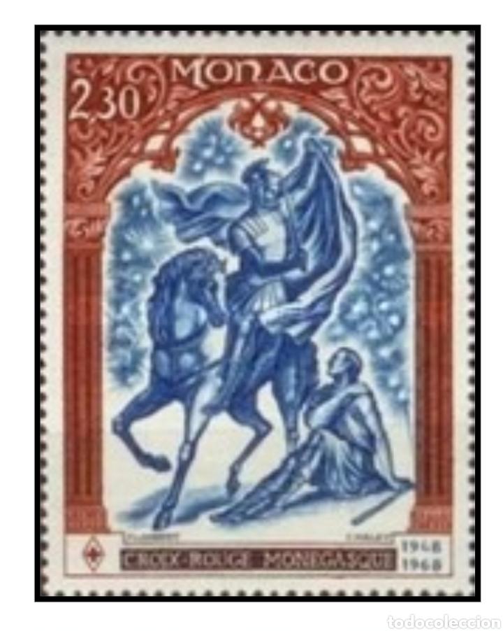 SELLO MÓNACO SIN USAR (Sellos - Extranjero - Europa - Mónaco)