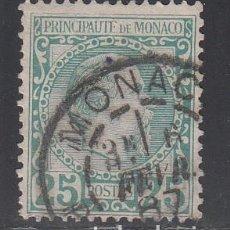 Sellos: MONACO, 1885 YVERT Nº 6 . Lote 196221907