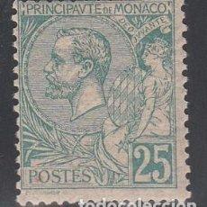 Sellos: MONACO, 1891-94 YVERT Nº 16 /*/ . Lote 196223938