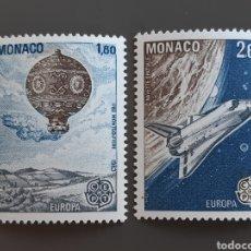 Timbres: MÓNACO, YVERT 1365-66** MNH , EUROPA 1983. Lote 196507260