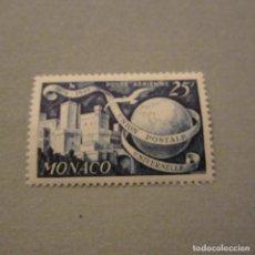 Sellos: MONACO 1949-50, AEREO YVERT Nº 45**, 5ª U.P.U.. Lote 198364432