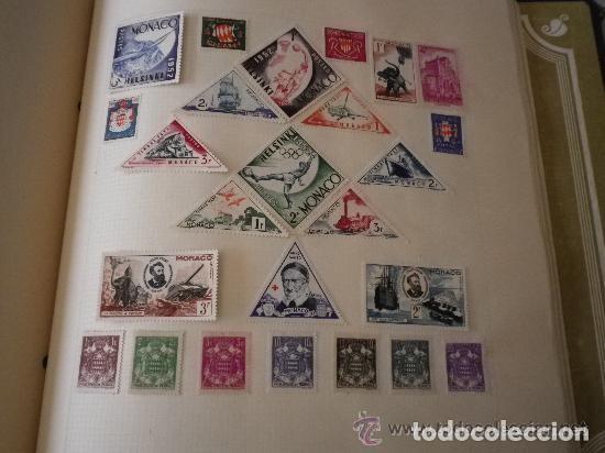 MÓNACO - LOTE DE 25 SELLOS (Sellos - Extranjero - Europa - Mónaco)