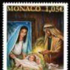 Sellos: SELLO USADO DE MONACO, YT 3213. Lote 203365447