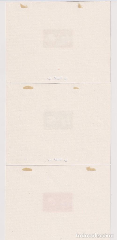 Sellos: Mónaco. Pruebas de lujo. 1949 UPU (Unión Postal Universal). 7 HB sin dentar * - Foto 4 - 205305988