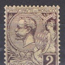 Sellos: MONACO // YVERT 12 // 1891-94 ... NUEVO. Lote 207104181