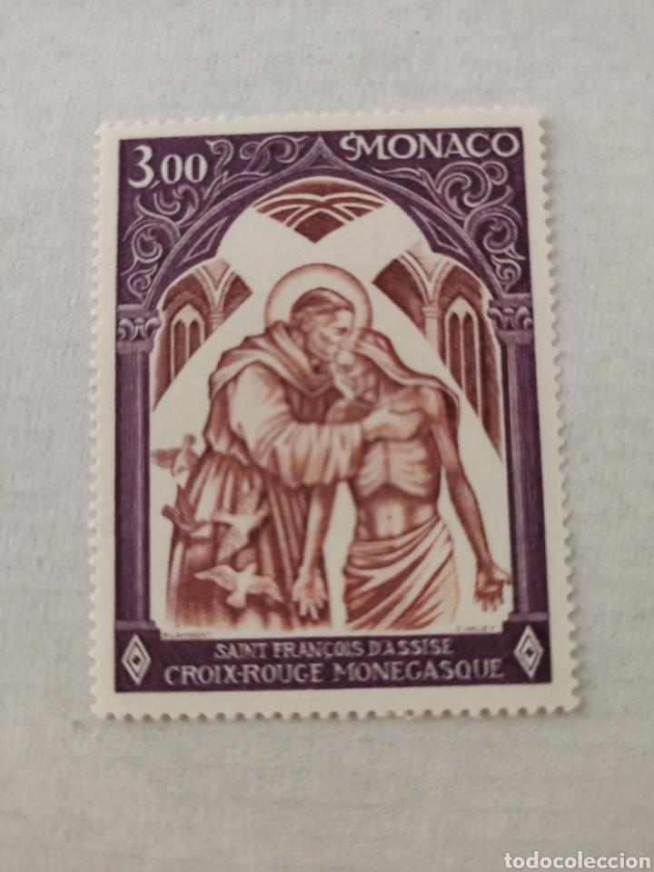 PROPHILA COLLECTION MÓNACO MICHEL.-NO..: 1040 (COMPLETA.EDICIÓN.) 1972 ROJA CRUZ (SELLOS PARA LOS CO (Sellos - Extranjero - Europa - Mónaco)