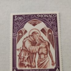 Sellos: PROPHILA COLLECTION MÓNACO MICHEL.-NO..: 1040 (COMPLETA.EDICIÓN.) 1972 ROJA CRUZ (SELLOS PARA LOS CO. Lote 217677796