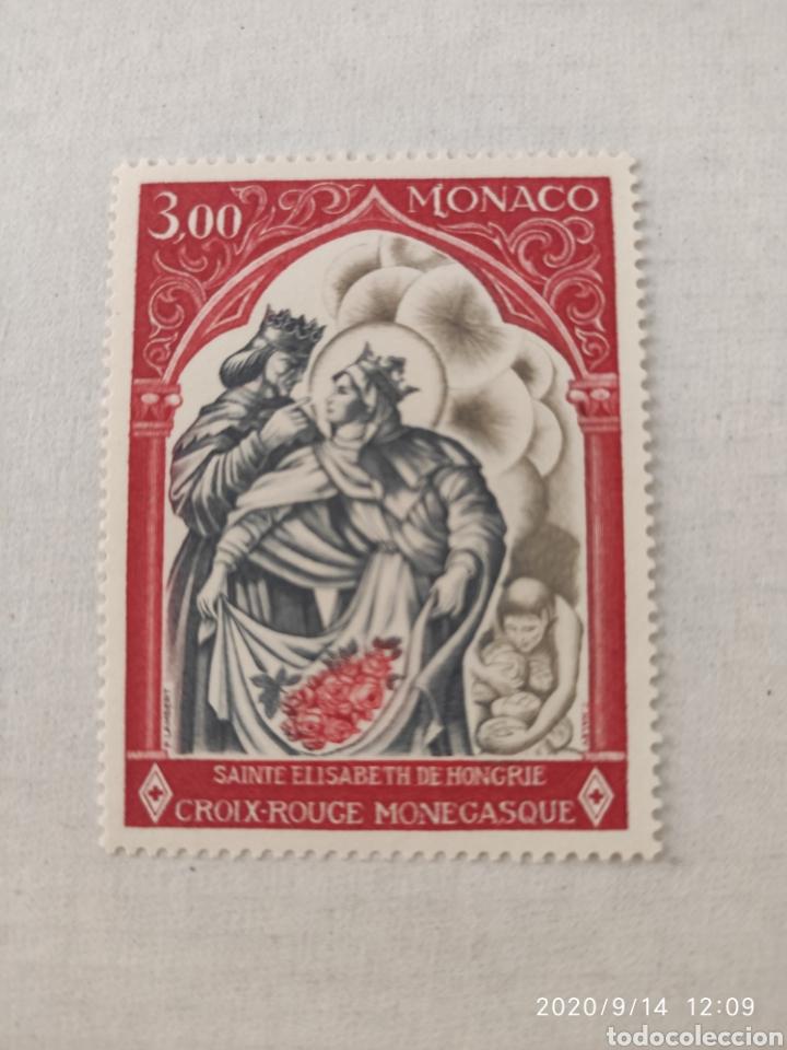 STA ISABEL MONACO 1969 SERIE COMPLETA NUEVOS SIN FIJASELLOS VALOR 2003 YTELLIER (Sellos - Extranjero - Europa - Mónaco)
