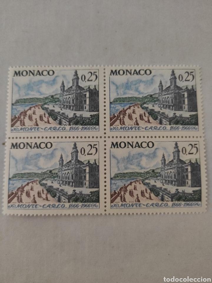Sellos: Lote sellos MÓNACO año 1966 - Foto 3 - 218230906