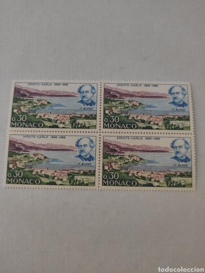 Sellos: Lote sellos MÓNACO año 1966 - Foto 4 - 218230906