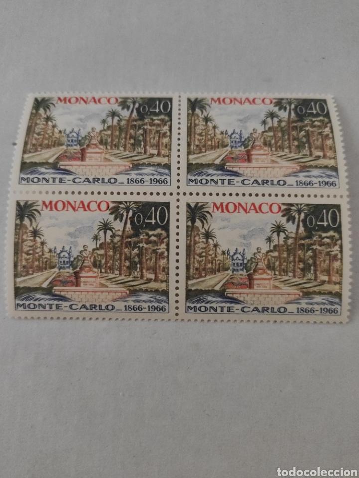 Sellos: Lote sellos MÓNACO año 1966 - Foto 7 - 218230906