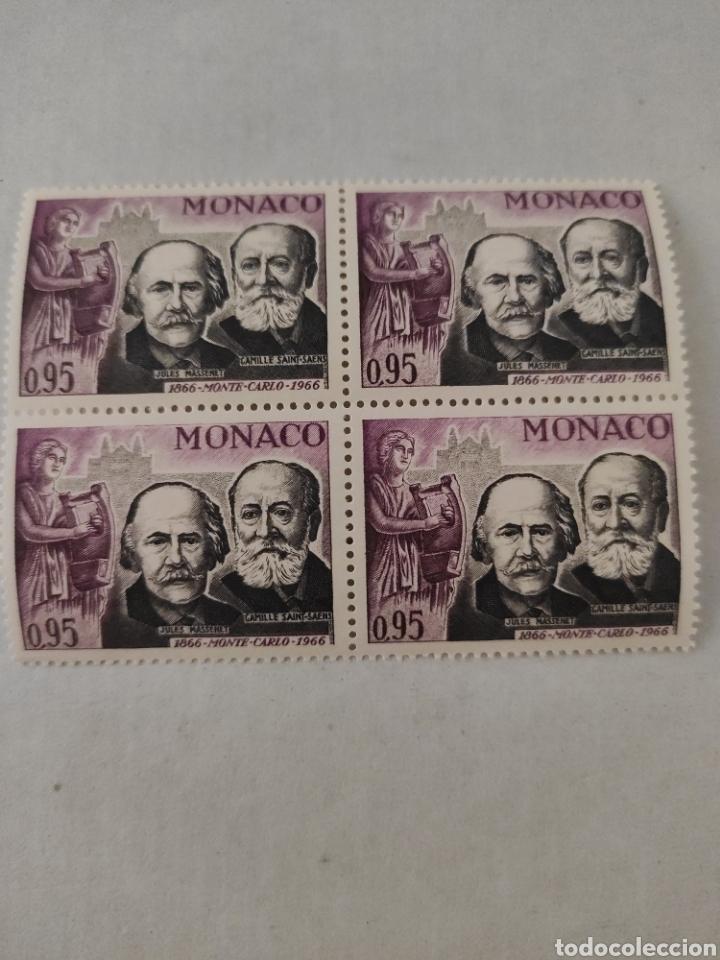 Sellos: Lote sellos MÓNACO año 1966 - Foto 9 - 218230906