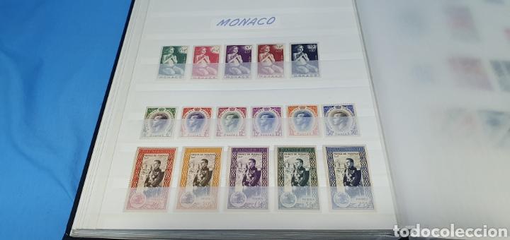 SELLOS DE MÓNACO 1955 (Sellos - Extranjero - Europa - Mónaco)