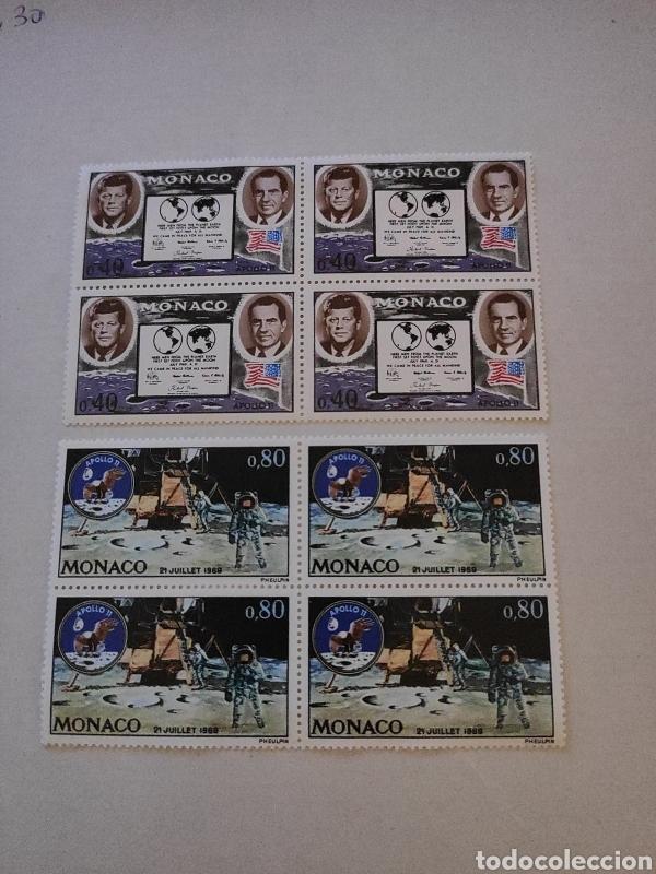 SELLOS MÓNACO 1970 YVERT N º 829 Y 830 NUEVA 1ER ELECCIÓN (Sellos - Extranjero - Europa - Mónaco)