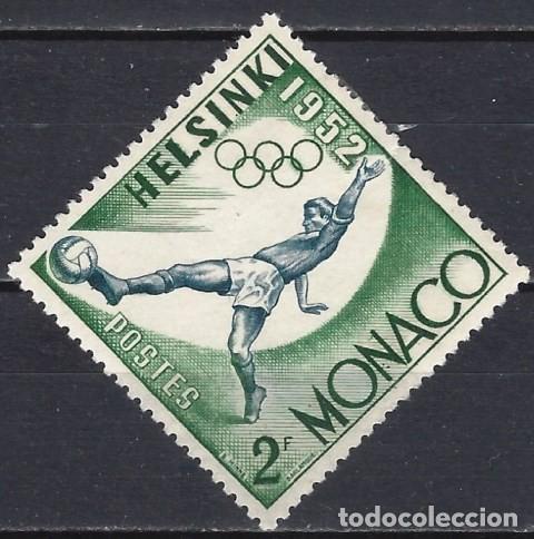 MÓNACO 1953 - JJOO DE HELSINKI - MH* (Sellos - Extranjero - Europa - Mónaco)