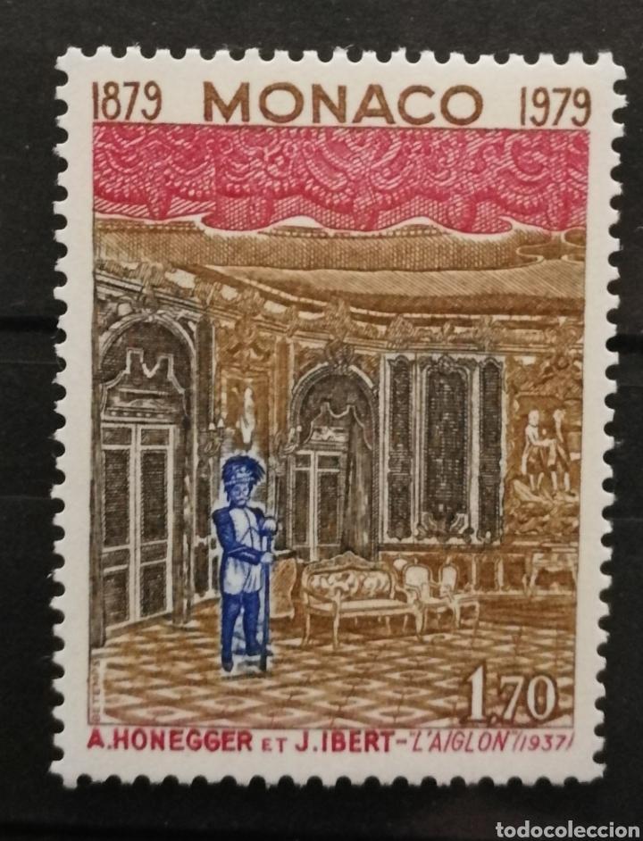 MONACO, OPERA 1979 MNH**(FOTOGRAFÍA REAL) (Sellos - Extranjero - Europa - Mónaco)