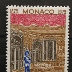 Sellos: MONACO, OPERA 1979 MNH**(FOTOGRAFÍA REAL). Lote 225152965
