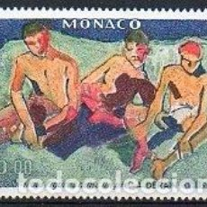 Sellos: SELLO USADO DE MONACO, YT 1244. Lote 227166280