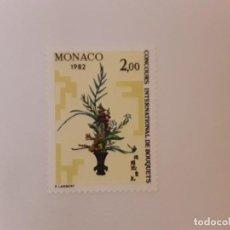 Timbres: AÑO 1982 MONACO SELLO NUEVO. Lote 233220060