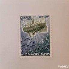 Timbres: AÑO 1984 MONACO SELLO NUEVO. Lote 233220110