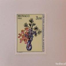 Timbres: AÑO 1985 MONACO SELLO NUEVO. Lote 233220635