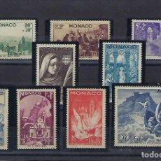 Sellos: MONACO. AÑO 1944. FIESTA DE LA SANTA DEVOTA.. Lote 235547380