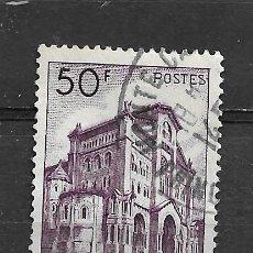 Sellos: MÓNACO, 1948, TURISMO, YVERT 313B, USADO. Lote 241530185