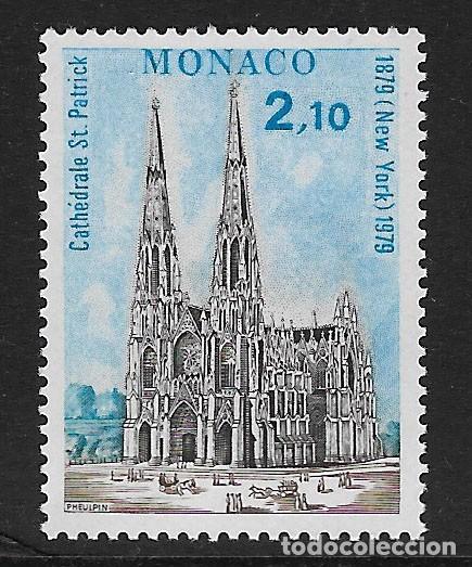 MÓNACO. YVERT Nº 1204 NUEVO (Sellos - Extranjero - Europa - Mónaco)