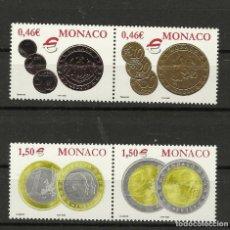 Sellos: MONACO Nº 2356 AL 2357 (**). Lote 246236185