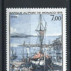 "Sellos: MONACO N°1696/97** (MNH) 1989 - MONACO À LA ""BELLE ÉPOQUE"". Lote 254863730"