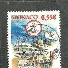 Sellos: MONACO 2005 - YVERT NRO. 2521 - USADO. Lote 254879820
