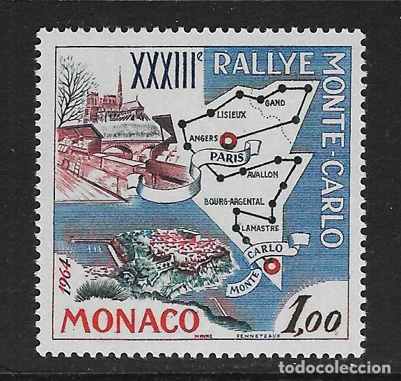 MÓNACO. YVERT Nº 616 NUEVO Y DEFECTUOSO (Sellos - Extranjero - Europa - Mónaco)