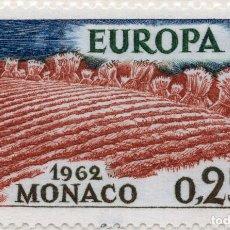 Sellos: MONAC0, 1962 STAMP , MICHEL 695. Lote 269604063